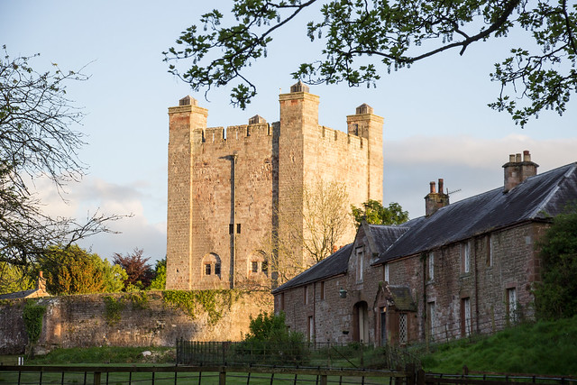Caeser's Tower, Appleby Castle, Appleby-in-Westmorland, England