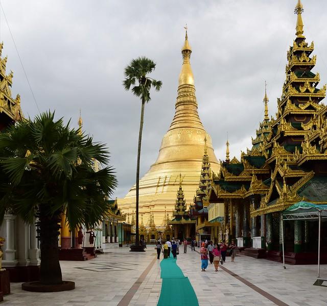 Shwedagon Paya, Yangon, Myanmar 819