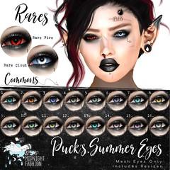 ::AMF:: Puck's Summer Eye Gatcha AD