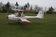 G-MYSL Aviasud Mistral 582GB [BMAA HB 007] Popham 060512