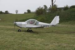 G-MKEV Evektor EV-97 [2007-3126] Popham 060512