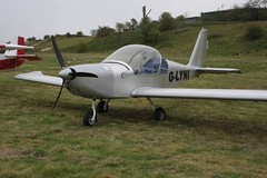 G-LYNI Evektor EV-97 [PFA 315-14409] Popham 060512