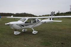 G-LUBY Jabiru J430 [PFA 336-14605] Popham 060512
