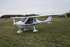 G-LEGY Flight Design CTLS [F-08-09-13] Popham 060512