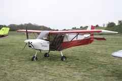 G-DOZZ Best Off Skyranger [BMAA HB 573] Popham 060512