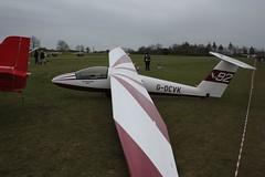 G-DCVK Pilatus B4 [048] Popham 060512