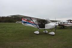 G-CENS Best Off Skyranger [BMAA HB 536] Popham 060512