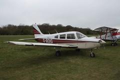 G-BOIG Piper PA-28-161 [28-8516027] Popham 060512