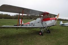 G-ANNI de Havilland DH-82A [85162] Popham 060512