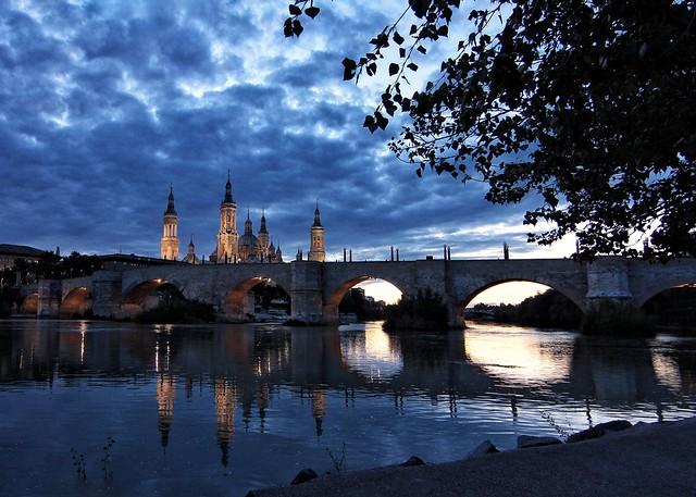 My city (Zaragoza, Spain)