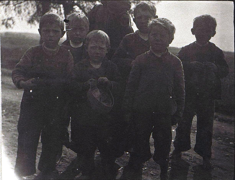 54. Дети сироты