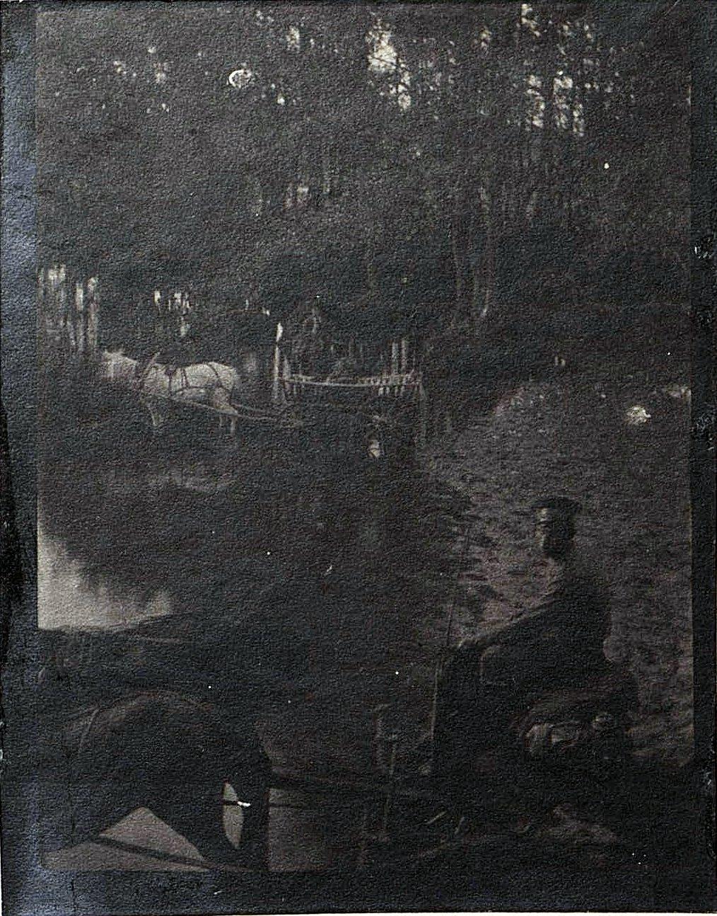 43. Переправа через реку