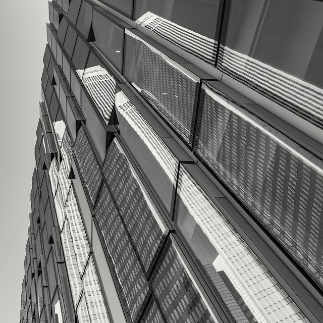 Spiegelung Reflection  Frankfurt am Main