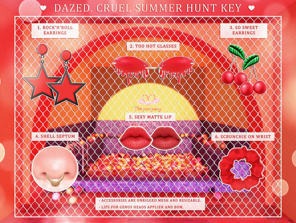 DAZED. @ CRUEL SUMMER HUNT