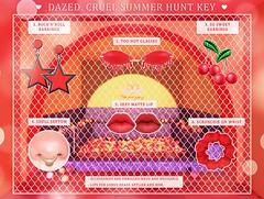 DAZED. @ CRUEL SUMMER HUNT