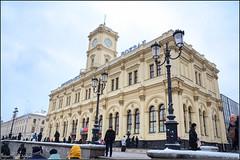 Estación Leningradsky