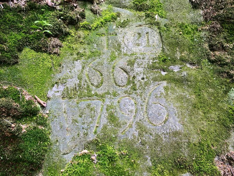 stare znaki Góry Stołowe
