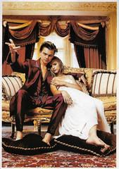 Leonardo DiCaprio and Claire Danes in Romeo + Juliet (1996)