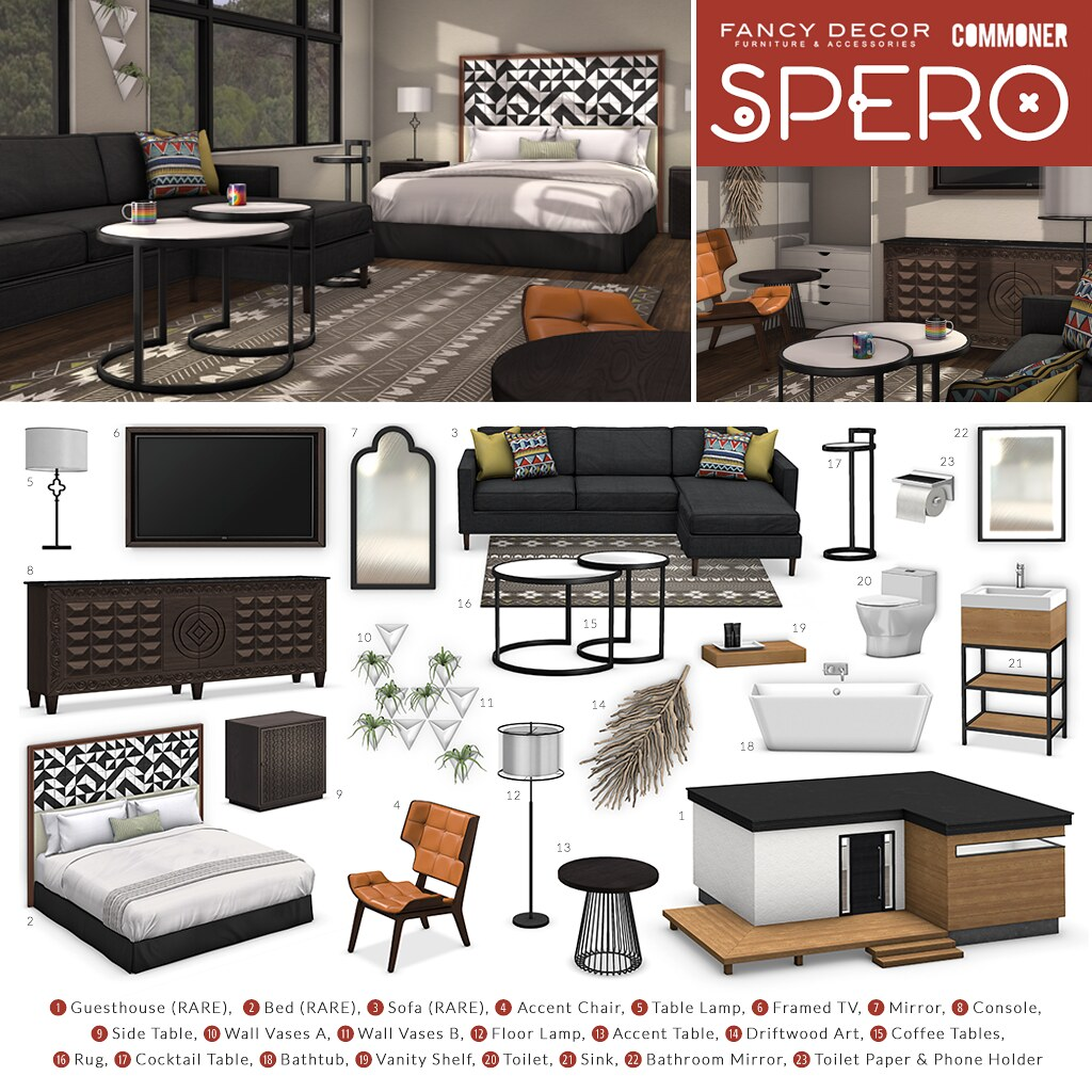 The Spero Collection @ The Arcade