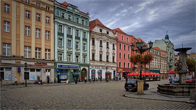 Świdnica. Poland