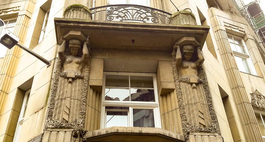 Namen (Namur) België, Art Deco | Mooistestedentrips.nl