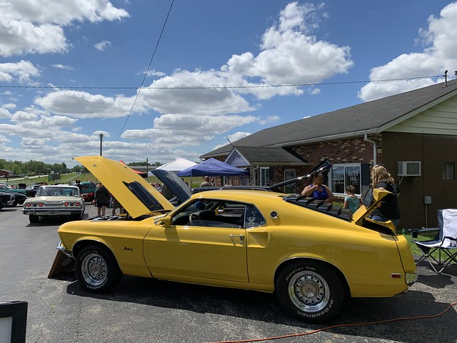 Carshow - Hillsboro, OH 5/30/2020