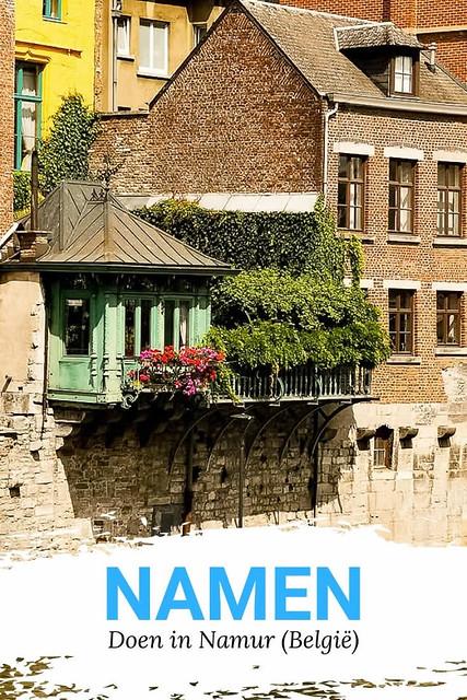 14x doen in Namen (Namur) België | Alle tips over Namen (Namur)