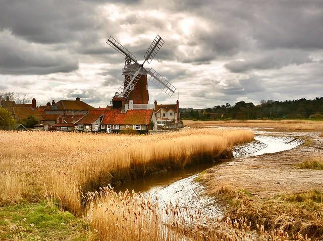 Cley Windmill, Norfolk.