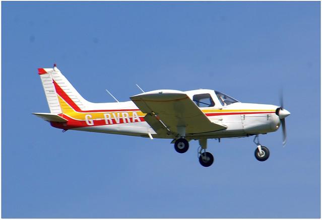 G-RVRA | Piper Pa28-140 Cherokee.