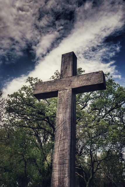 the old rugged cross...(HSS)