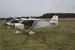 G-OBAZ Best Off Skyranger [BMAA HB 322] Popham 060512