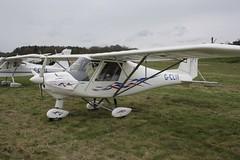 G-CLIF Ikarus Comco C-42 [PFA322-14377] Popham 060512