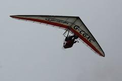 G-CGXC Flight Airsports Dragonfly - Aeros Discus [068] Popham 060512