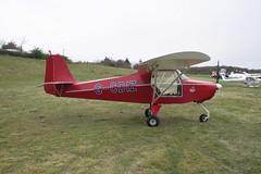 G-CDIZ Just Aircraft Escapade 912[1] [BMAA HB 393] Popham 060512