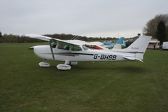 G-BHSB Cessna 172N [172-72977] Popham 060512