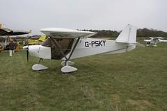 G-PSKY Best Off Skyranger [BMAA/HB/430] Popham 060512