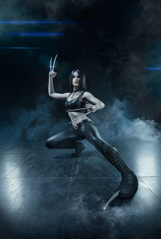 49955423622 a3f3bf08be c Laura Kinney X23 cosplay