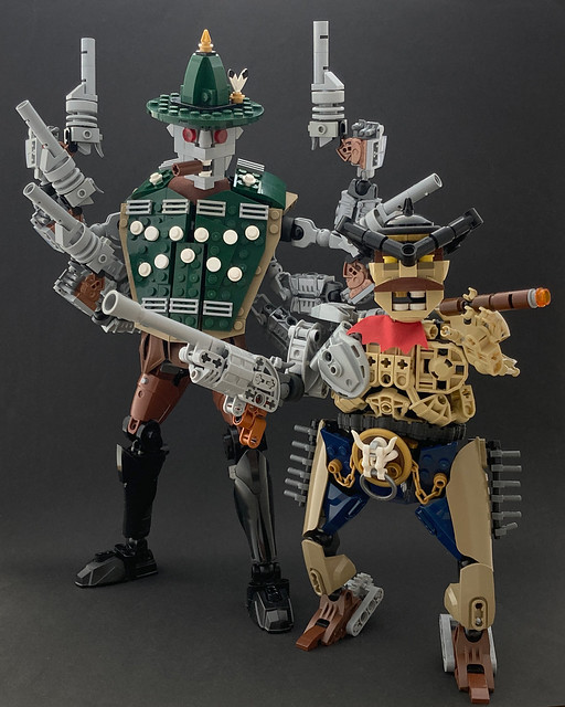 The Bot and The Bandit