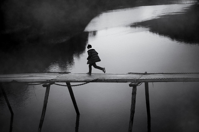 chased by time~ Anhui, China