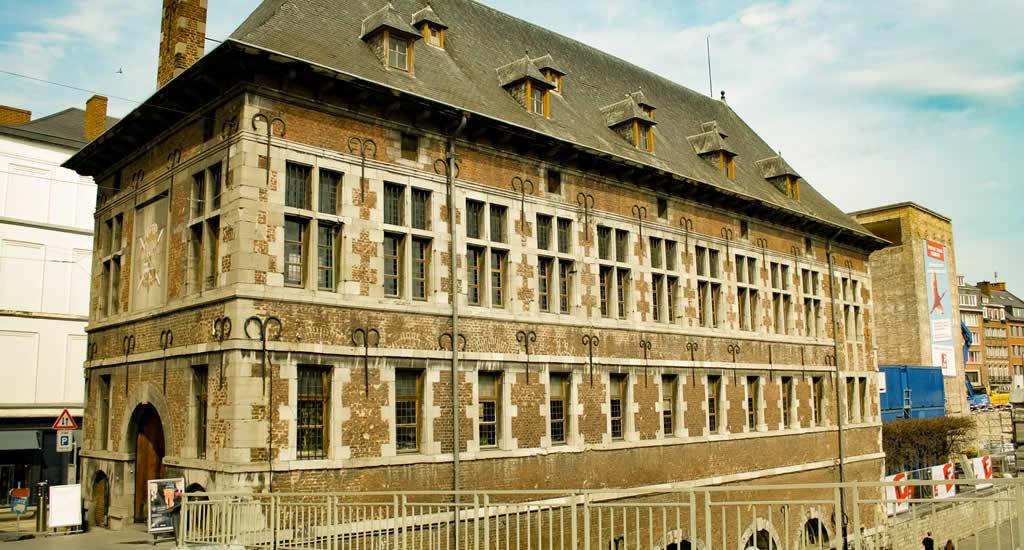 Bezienswaardigheden Namen (Namur) België, Halle al'Chair | Mooistestedentrips.nl