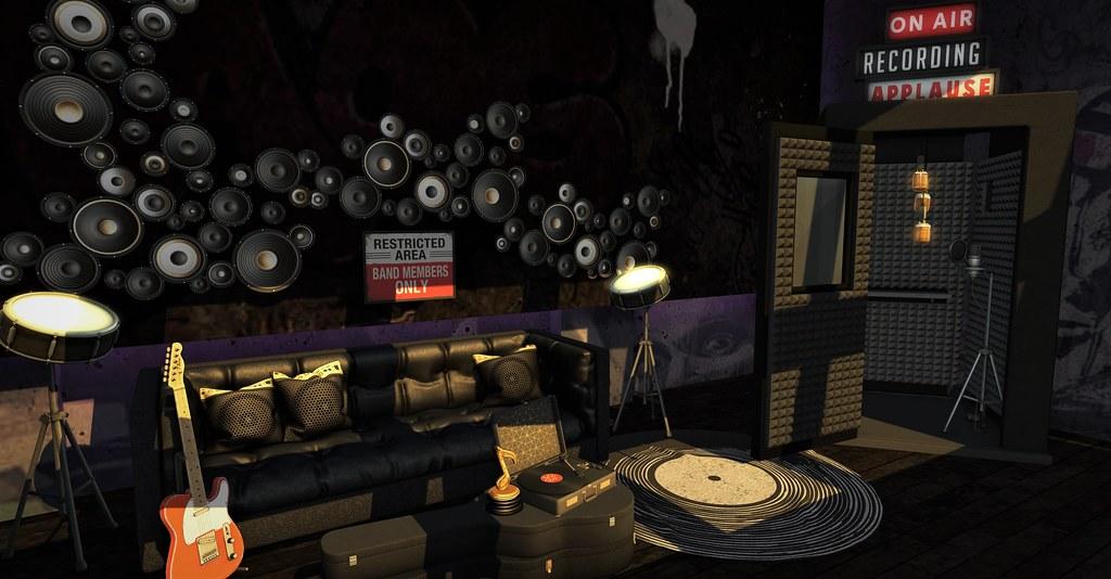 Studio Rock 'n Roll