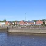 The Bull-nose at Preston Docks