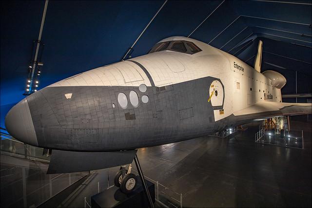 Enterprise (space shuttle prototype), NYC, USA
