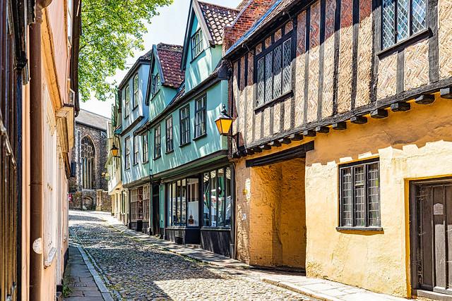 Elm Hill Norwich