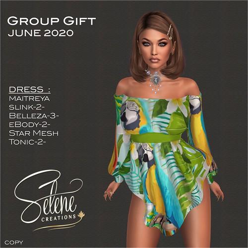 [Selene Creations] group gift june 2020