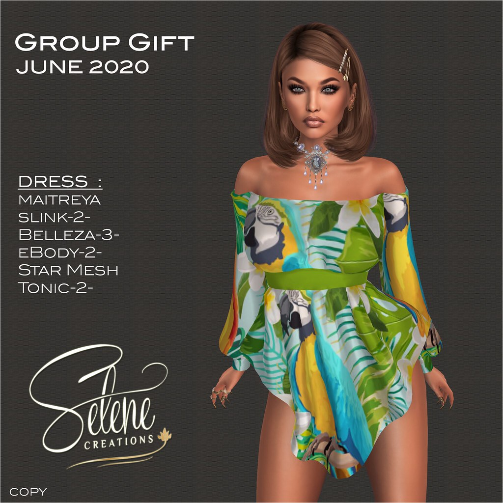 [Selene Creations] group gift june 2020