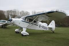 G-PAXX Piper PA-20 [20-1107] Popham 060512
