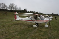 G-DTOY Ikarus Comco C-42 [0309-6570] Popham 060512
