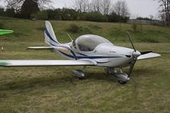 G-CGPS Evektor EV-97 [LAA 315B-14987] Popham 06012