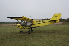 G-BYSN Rans S.6 Coyote [PFA 204-13459] Popham 060512